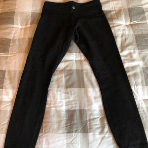 lululemon athletica Pants - Lululemon Leggings Has Pills Black Size 6